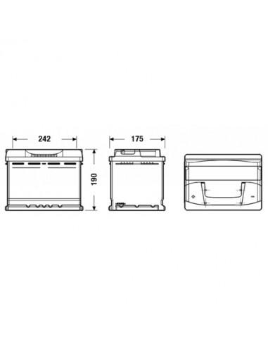 [ 367787 ] TYROLIT DISCO DE CORTE STANDARD 125X2.5 PIEDRA